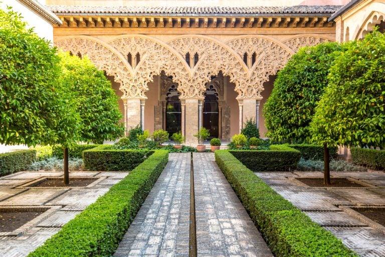 Una visita al castillo de la Aljafería en Zaragoza