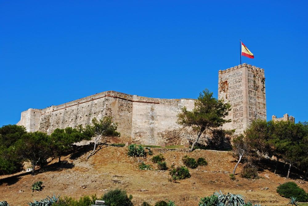 Castillo de Sohail en Fuengirola
