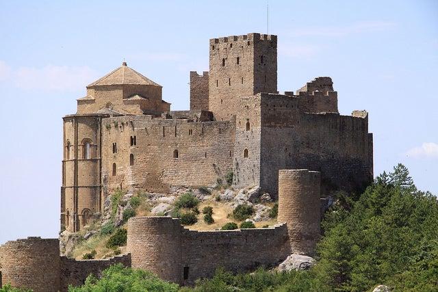 Joyas del románico español: castillo de Loarre