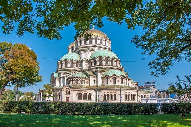 Catedral Alexander Nevsky en Sofía