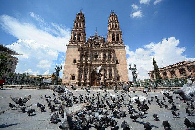 Catedral de Chihuahua en México