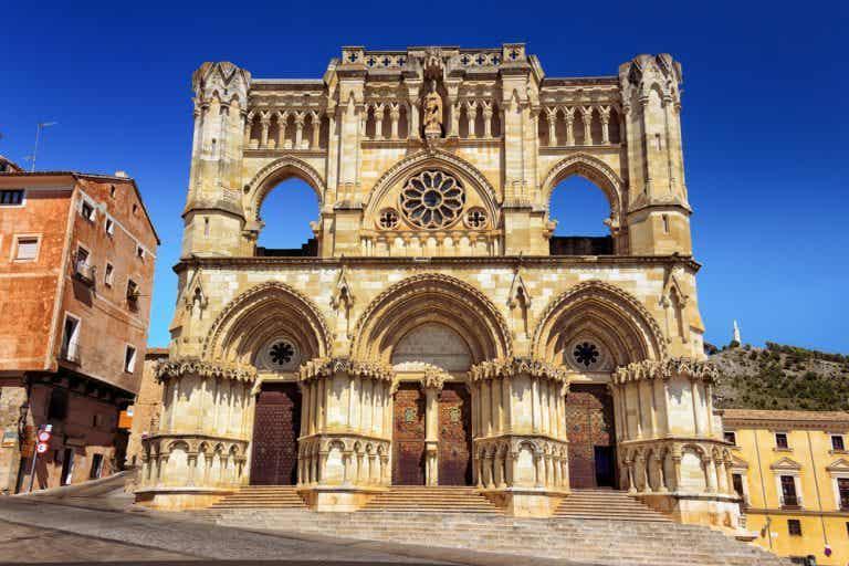 Visitamos la catedral de Cuenca, un edificio singular