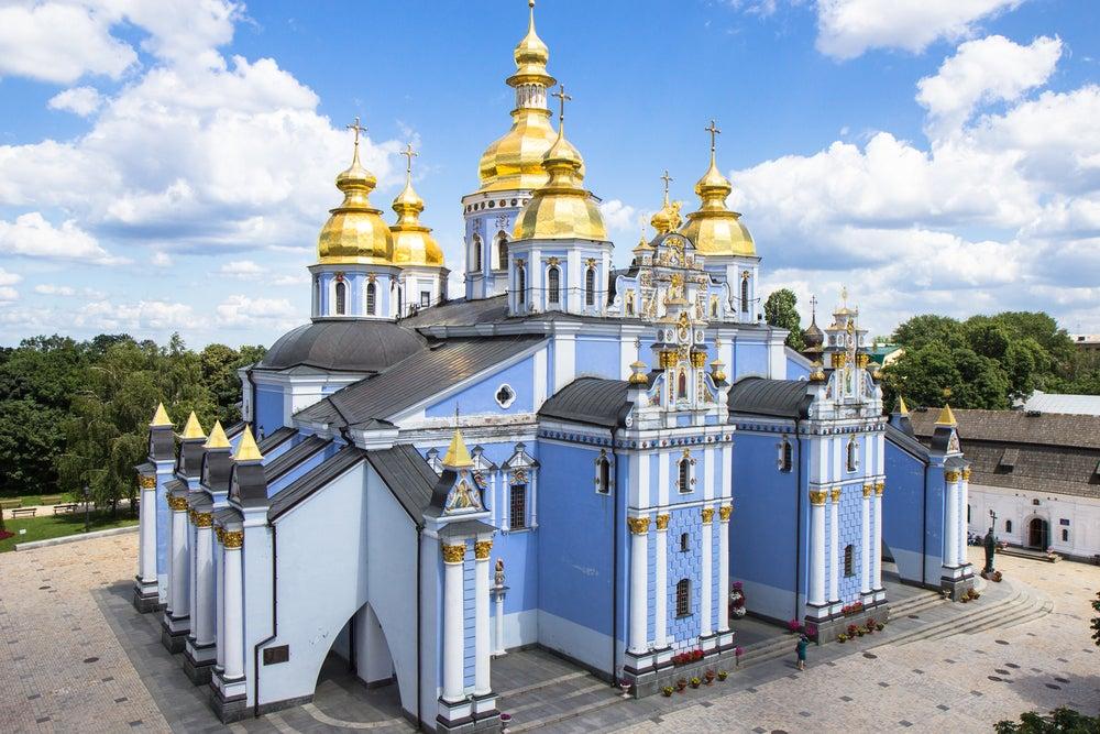 Monasterio de San Miguel en Kiev