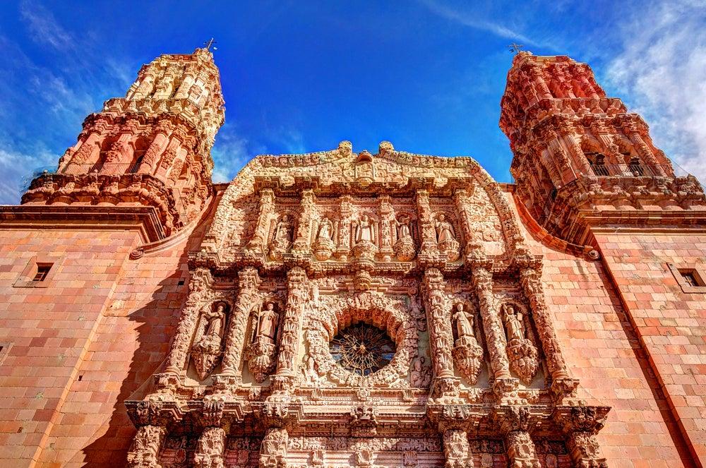 Catedrales de México: Zacatecas