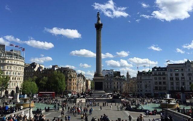 Dónde comer cerca de Trafalgar Square en Londres