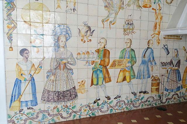 Cocina Valenciana en el Museo de Artes Decorativas de Madrid