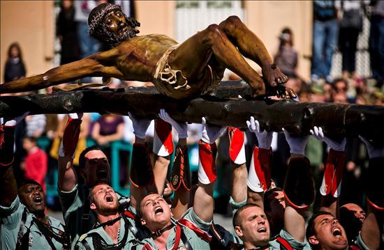 Cristo de la Buena Muerte en Málaga