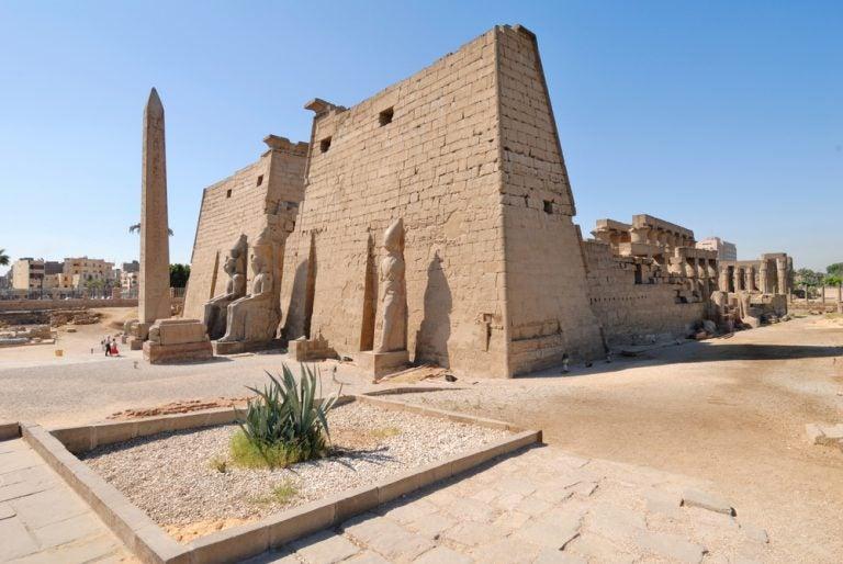 Curiosidades del templo de Luxor, una joya del Antiguo Egipto