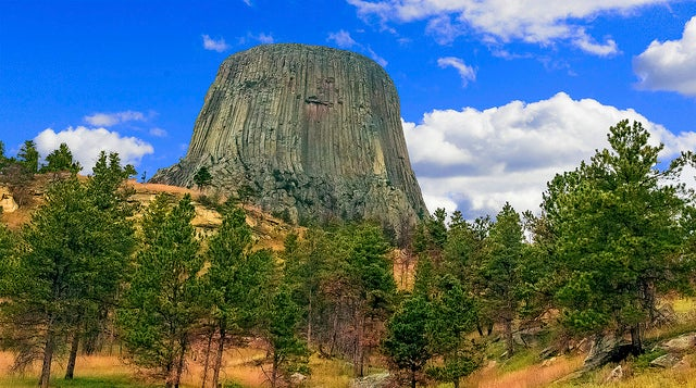 Devils Tower en Estados Unidos