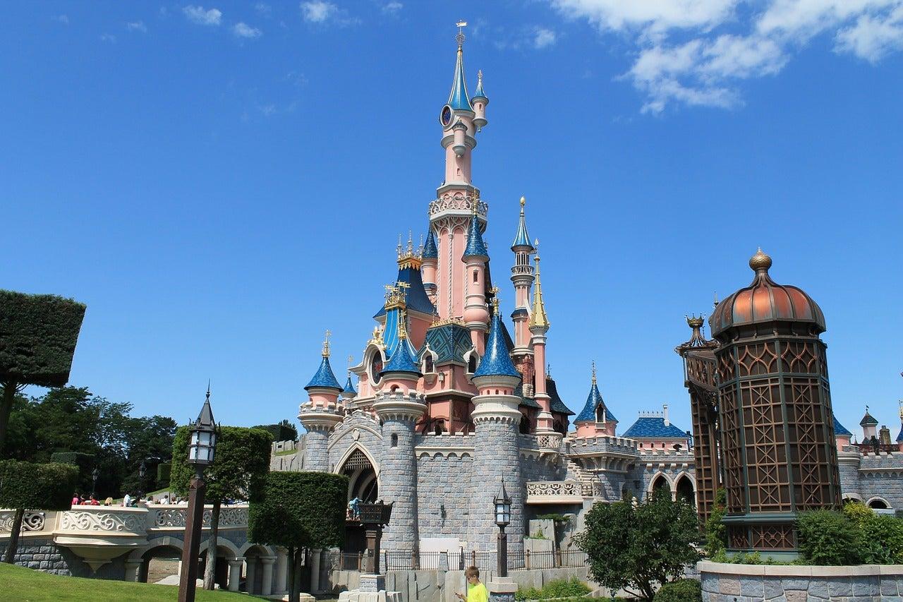 Disneyland, uno de los lugares para visitar con niños en París