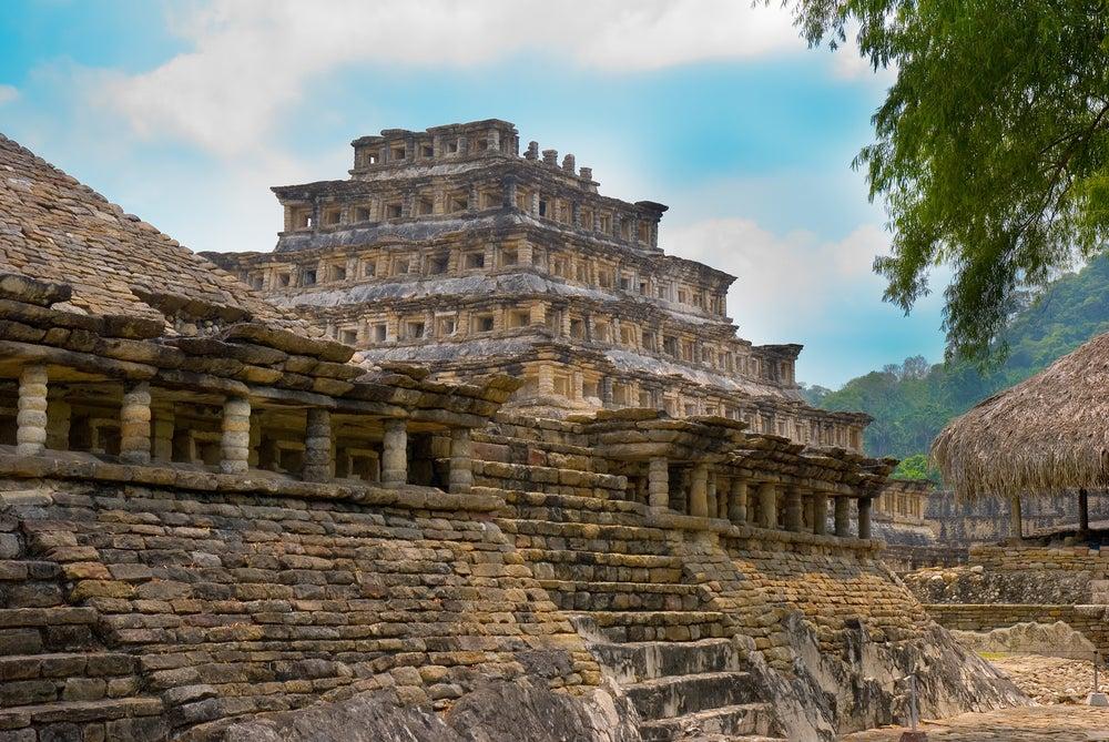 El Tajín en México