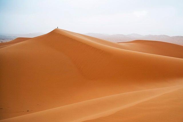 ERg Chebbi en Marruecos