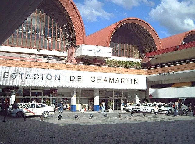 Estación de Charmartín