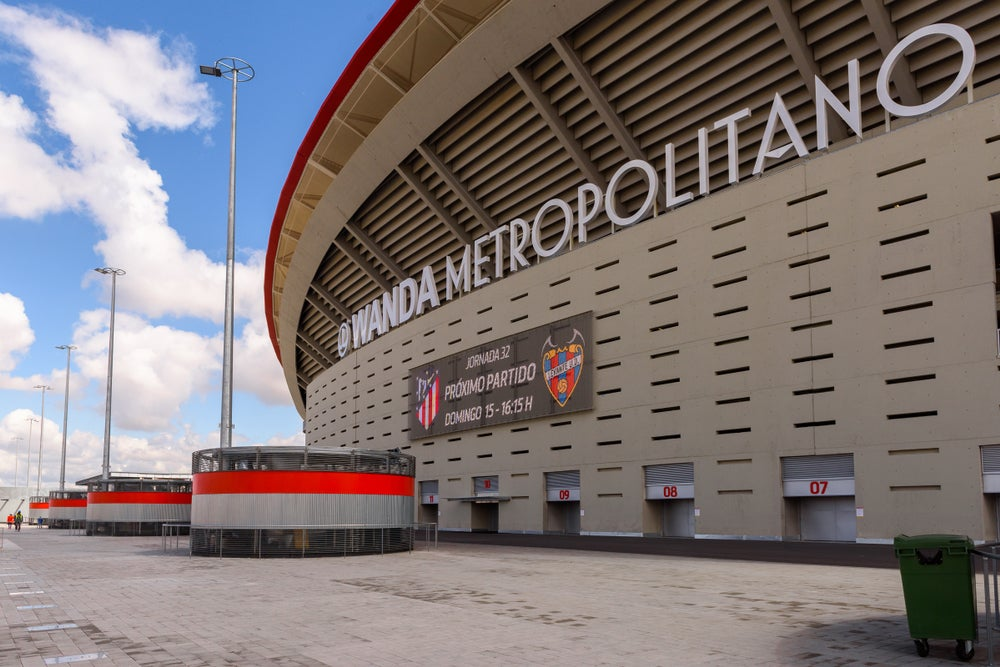 Estadio Metropolitano
