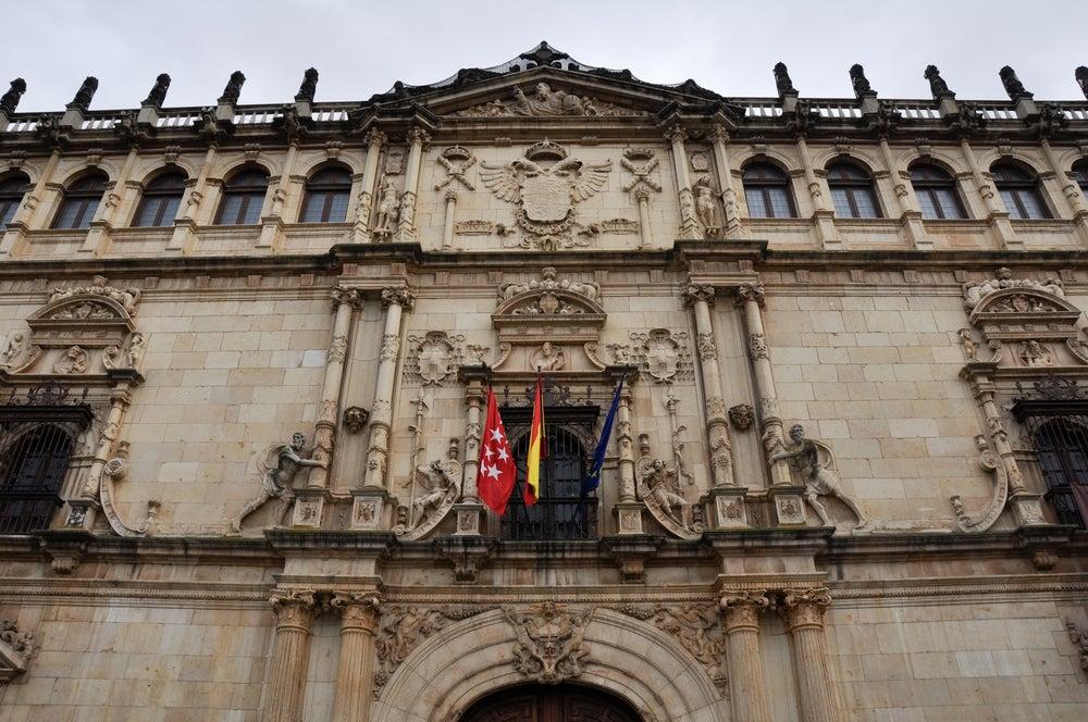 Colegio Mayor San Ildefonso en la Universidad de Alcalá