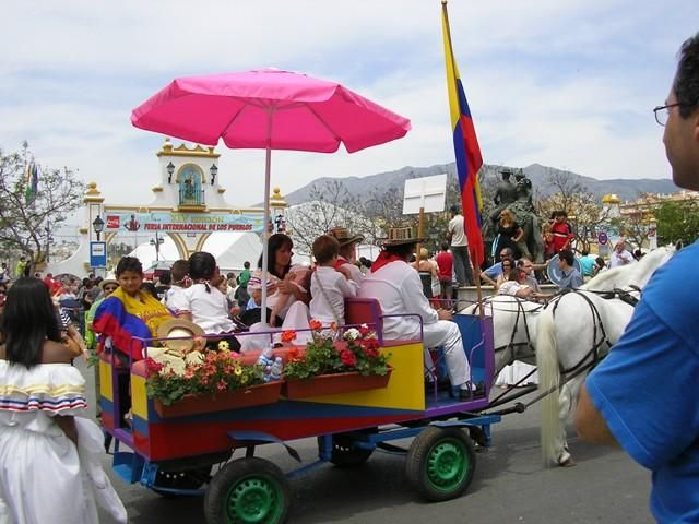Feria de los Pueblos de Fuengirola