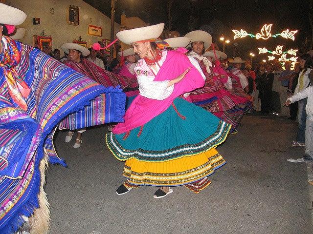 La Feria de los Pueblos de Fuengirola, un crisol de culturas