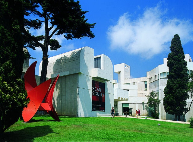 fundación Joan Miró en Barcelona