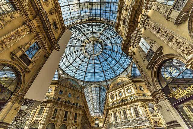 9 maravillosas galerías comerciales de otra época