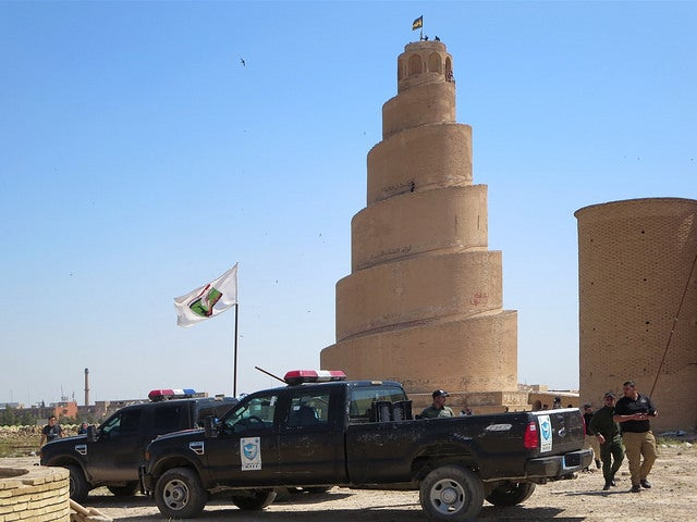 Gran Mezquita de Samarra