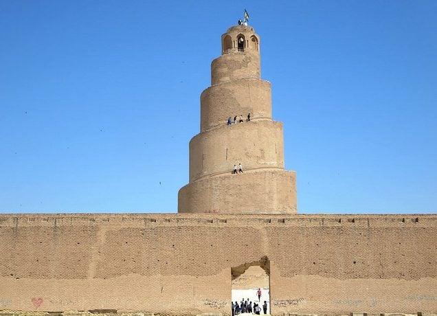 Historia de la Gran Mezquita de Samarra