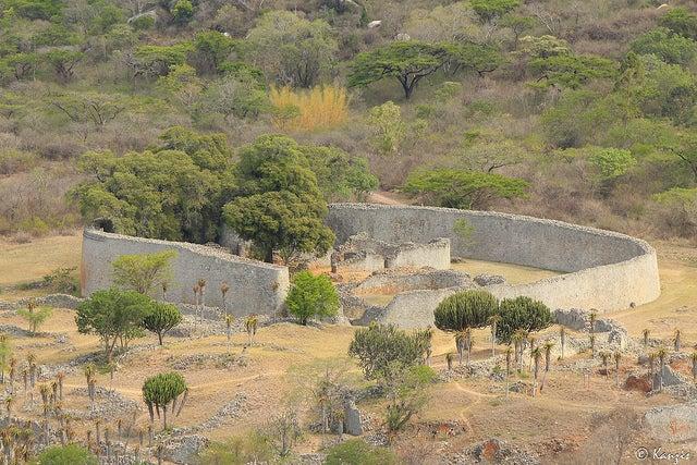 El Gran Zimbabue, una misteriosa ciudad imperial