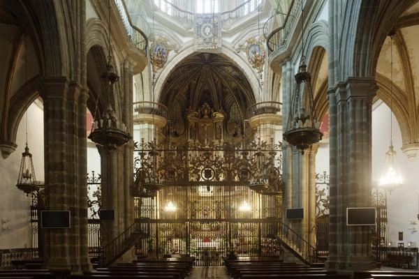 Iglesia del Monasterio de Guadalupe