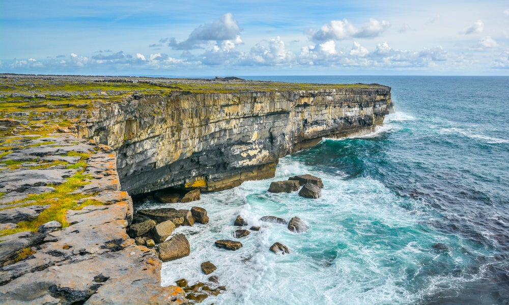 Inishmore en Irlanda