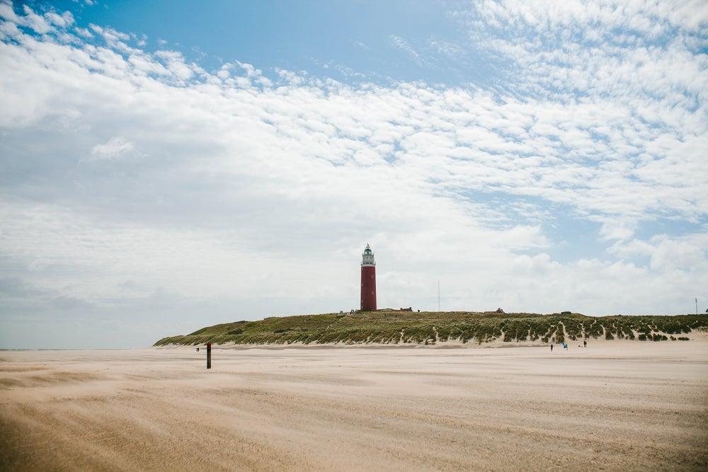 Islas europeas, Texel en los Países Bajos