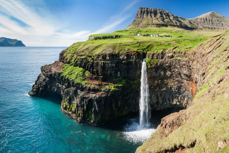 Islas Feroe: un lugar especial para tomar fotos