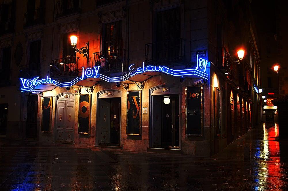 Joy Eslava, una de las ciscotecas de Madrid más conocidas