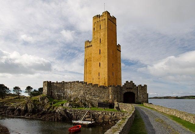 Irlanda desconocida, Kilcoe cstle