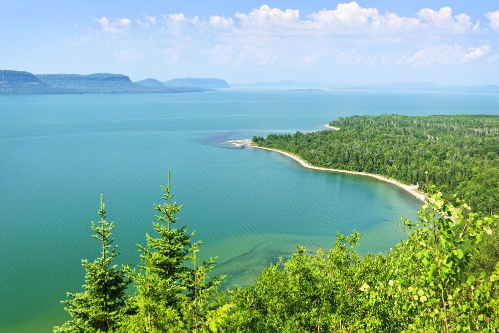 Los lagos más grandes del mundo. ¡Descúbrelos!