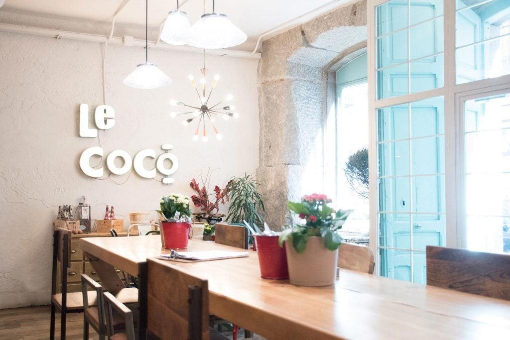 Restaurante Le Cocó en Madrid, un lugar con encanto
