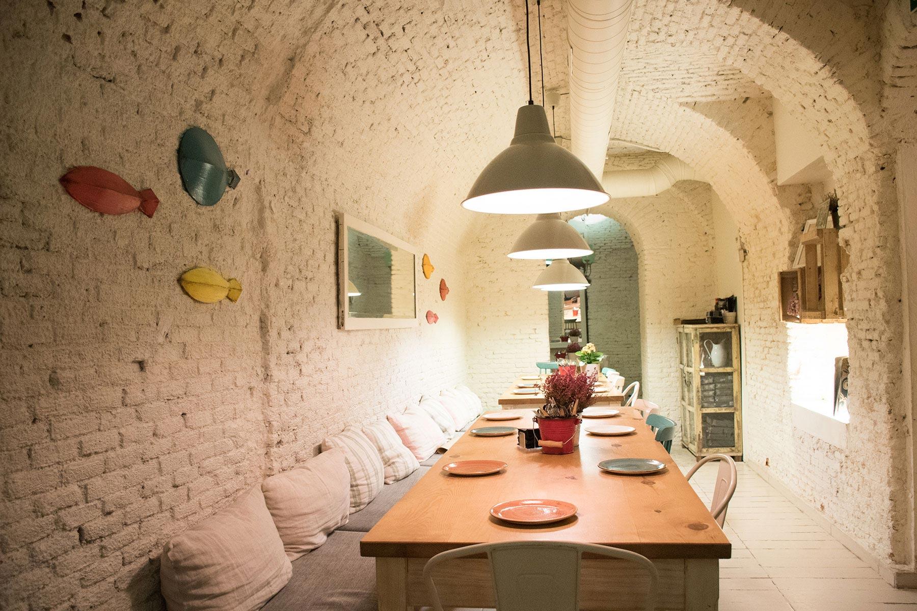 Restaurante Le Cocó en Madrid