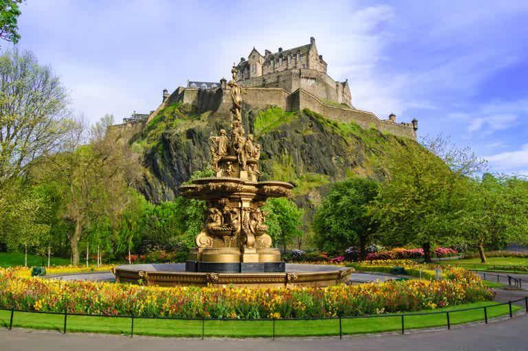 Cómo llegar al castillo de Edimburgo y otros datos prácticos