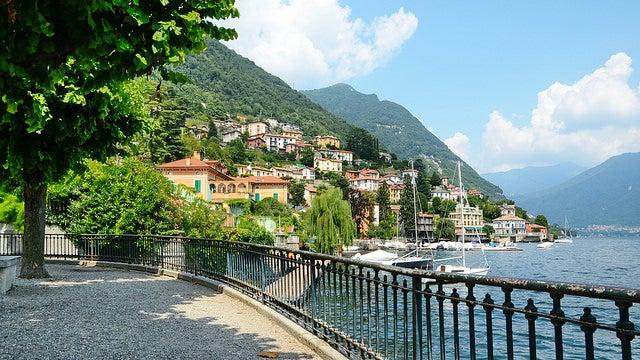 Llegar al lago de Como: las mejores alternativas