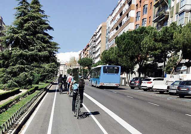Descubrir Madrid en bicicleta, una pequeña ruta por el centro