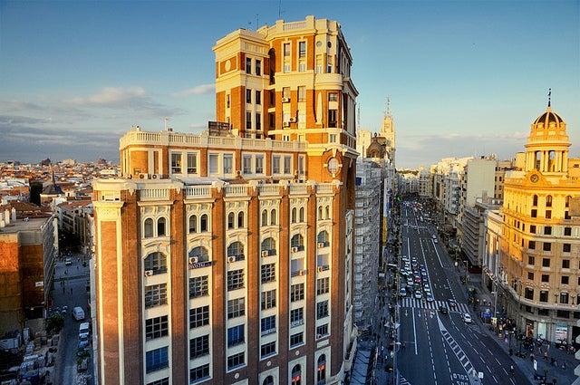 ¿Dónde se pueden aparcar caravanas en Madrid?