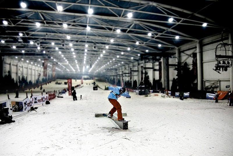 Madrid SnowZone, un lugar donde esquiar todo el año