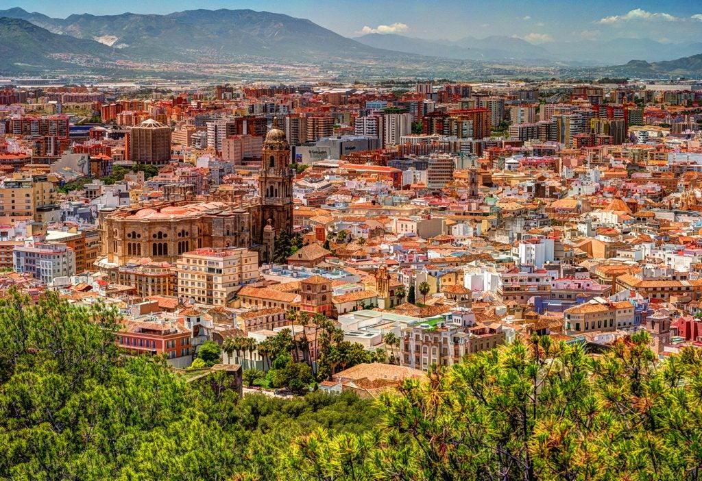 Descubrimos los rincones secretos de Málaga