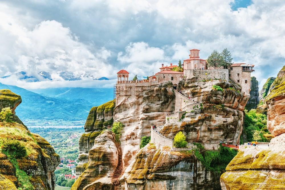 Metora, uno de los lugares que visitar en Grecia
