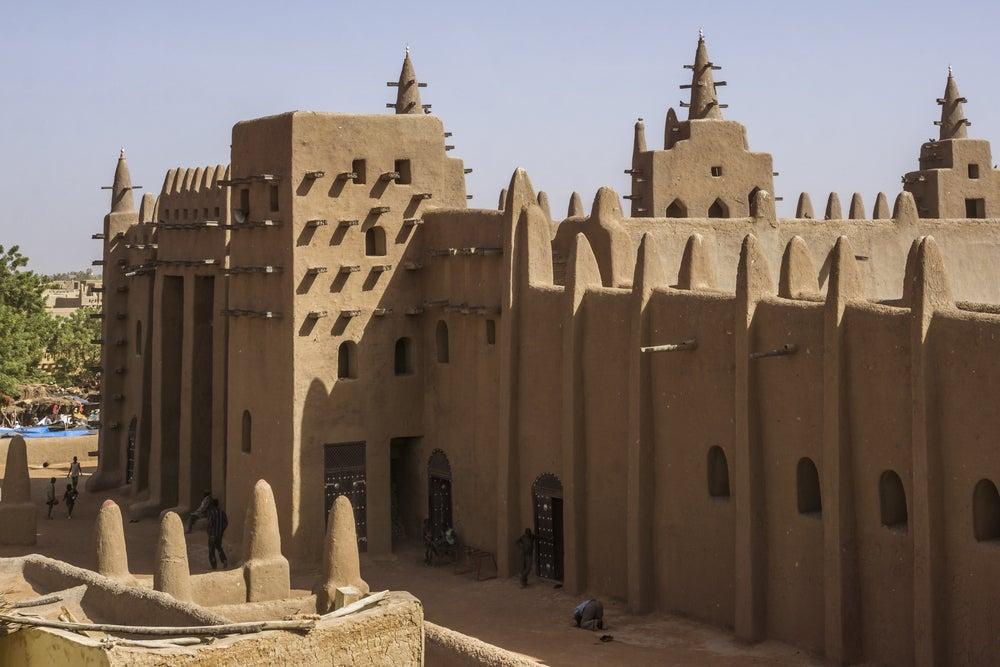 Gran Mezquita de Djenné