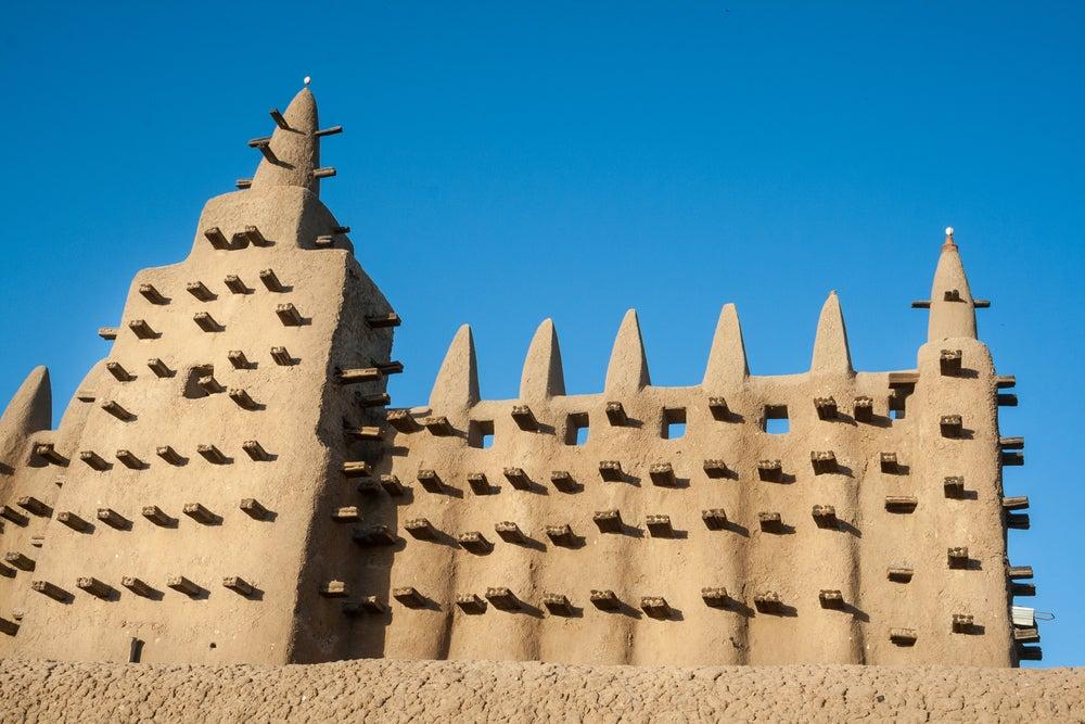 Gran Mezquita de Djenée