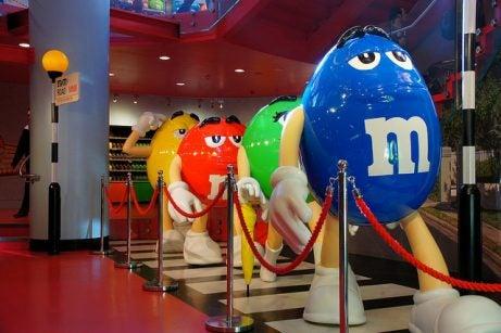 M&M's World Londres