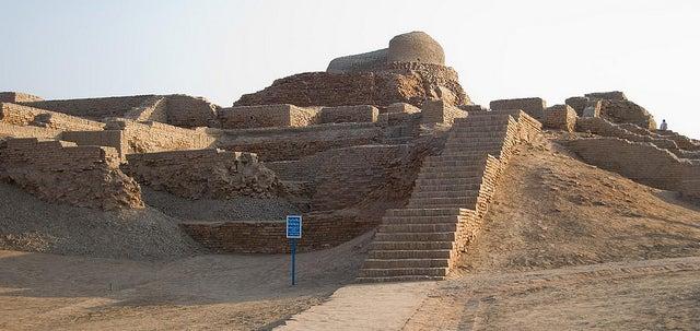 Descubre Mohenjo-Daro, la ciudad perdida de Pakistán