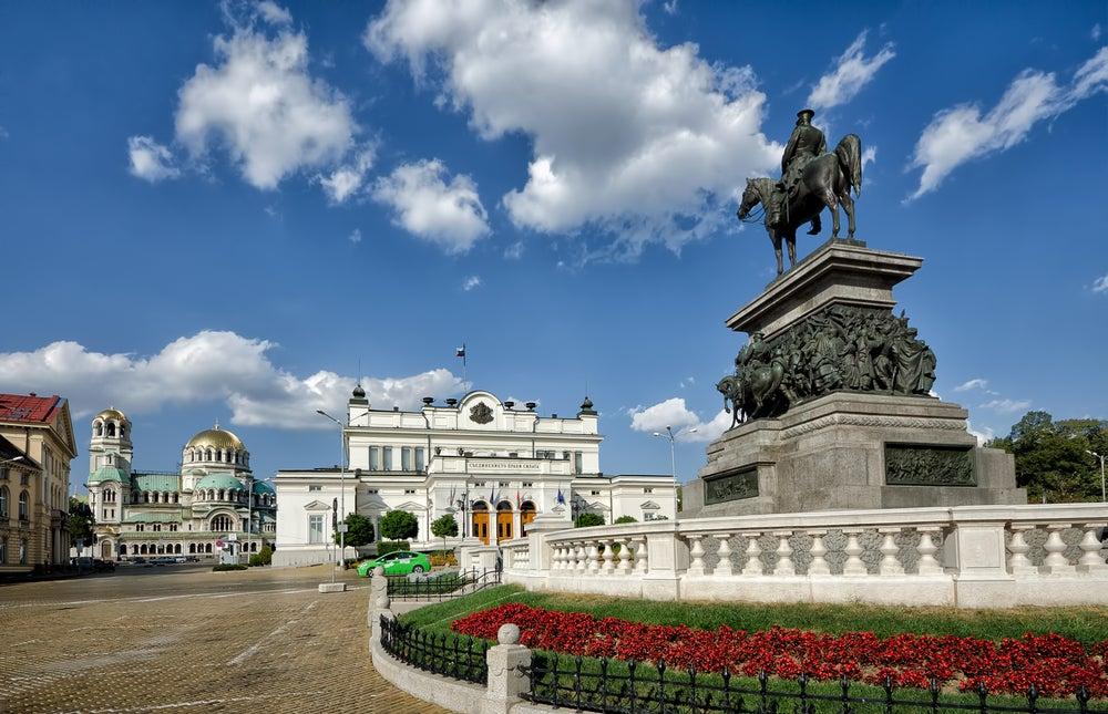 Monumento a Alexander II en Sofía