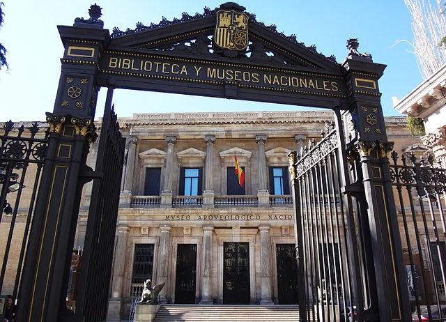 Museo Arqueológico Nacional de Madrid: datos prácticos