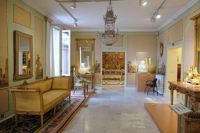 Museo Nacional de Artes Decorativas de Madrid
