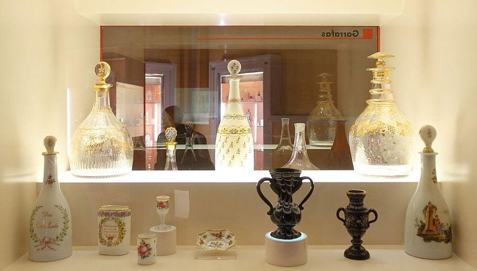 Esmaltados en el Museo de Artes Decorativas
